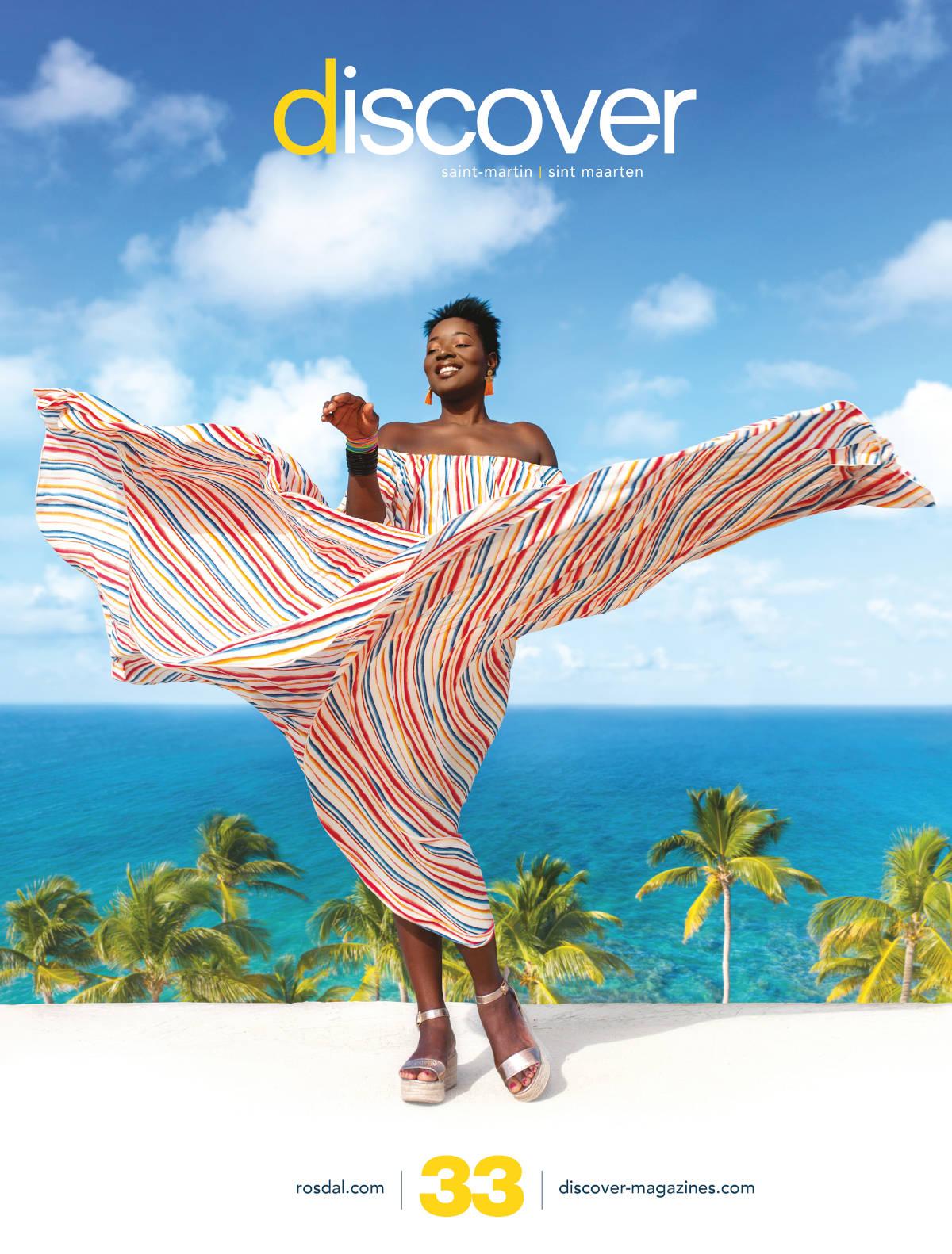 Magazine Discover Saint Martin n°33